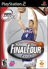 NCAA Final Four 2004 PS2