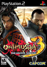 Onimusha 3: Demon Siege PS2