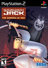 Samurai Jack: The Shadow of Aku PS2