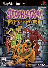 Scooby Doo: Mystery Mayhem PS2