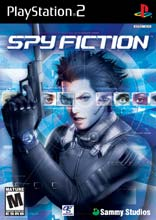 Spy Fiction PS2