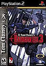 Rainbow Six 3 PS2