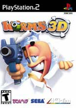 Worms 3D for PlayStation 2 last updated Sep 17, 2004