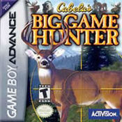 Cabela's Big Game Hunter for Game Boy Advance last updated Feb 09, 2004