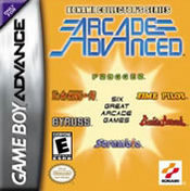 Konami Collector's Series: Arcade Advance GBA