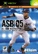 All-Star Baseball 2005 Xbox