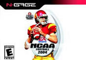 NCAA Football 2004 N-Gage