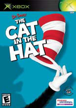 Dr. Seuss: The Cat in the Hat Xbox