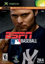 ESPN Major League Baseball 2004 Xbox