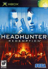 Headhunter: Redemption Xbox