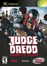 Judge Dredd: Dredd vs. Death Xbox