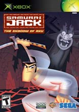 Samurai Jack: The Shadow of Aku Xbox