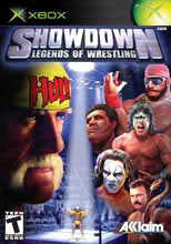 Showdown: Legends of Wrestling Xbox