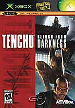 Tenchu: Return from Darkness Xbox