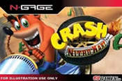 Crash Nitro Kart N-Gage