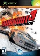 Burnout 3: Takedown Xbox