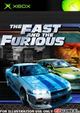 The Fast and the Furious Xbox