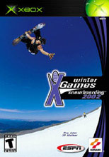 ESPN Winter X-Games Snowboarding 2002 Xbox