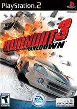 Burnout 3: Takedown for PlayStation 2 last updated Jun 20, 2009