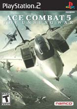 Ace Combat 5: The Unsung War PS2