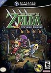 The Legend of Zelda: Four Swords Adventures GBA