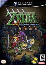The Legend of Zelda: Four Swords Adventures GameCube