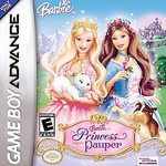 Barbie: The Princess and the Pauper GBA