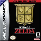 The Legend of Zelda: Classic NES Series GBA