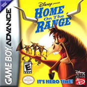Disney's Home on the Range GBA