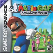Mario Golf: Advance Tour for Game Boy Advance last updated Jun 28, 2005