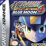 Mega Man Battle Network 4 - Blue Moon GBA
