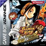 Shaman King: Master of Spirits GBA