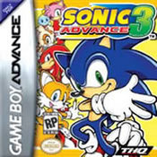 Sonic Advance 3 for Game Boy Advance last updated Apr 18, 2005
