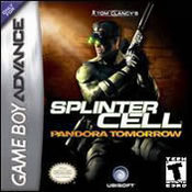 Tom Clancy's Splinter Cell: Pandora Tomorrow GBA