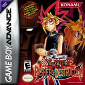 Yu-Gi-Oh! Reshef of Destruction for Game Boy Advance last updated Jan 20, 2009