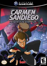 Carmen Sandiego: The Secret of the Stolen Drums GameCube