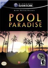 Pool Paradise for GameCube last updated Apr 23, 2004
