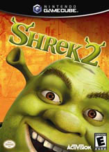 Shrek 2 for GameCube last updated Jan 25, 2008