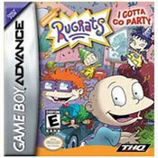 Rugrats: I Gotta Go Party GBA