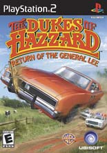 Dukes of Hazzard: Return of the General Lee PS2