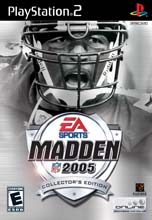 Madden NFL 2005 for PlayStation 2 last updated Sep 01, 2006