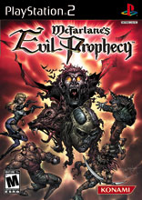 McFarlane's Evil Prophecy PS2