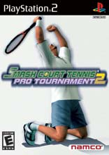 Smash Court Tennis Pro Tournament 2 PS2