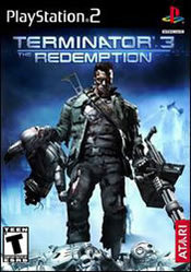 Terminator 3: The Redemption PS2