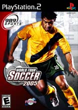 World Tour Soccer 2005 PS2