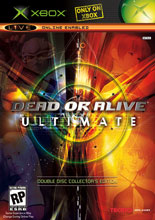 Dead or Alive Ultimate for Xbox last updated Mar 29, 2006