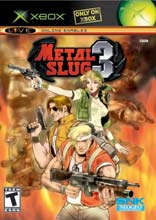 Metal Slug 3 for Xbox last updated May 31, 2004