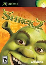 Shrek 2 for Xbox last updated Apr 10, 2007