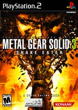 Metal Gear Solid 3: Snake Eater for PlayStation 2 last updated Apr 20, 2012