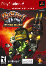 Ratchet & Clank: Up Your Arsenal for PlayStation 2 last updated Jul 15, 2011